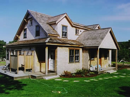 Nantucket style house plans small home plans nantucket for Nantucket style house plans