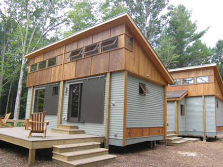 Small Prefabricated Homes Prefab Cottage Small Home Plans