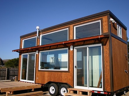 Mobile tiny house floor plans sustainable tiny houses on for Small homes built on trailers