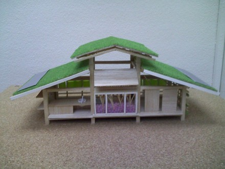 Living Roofs Inc Green Roof Home Design