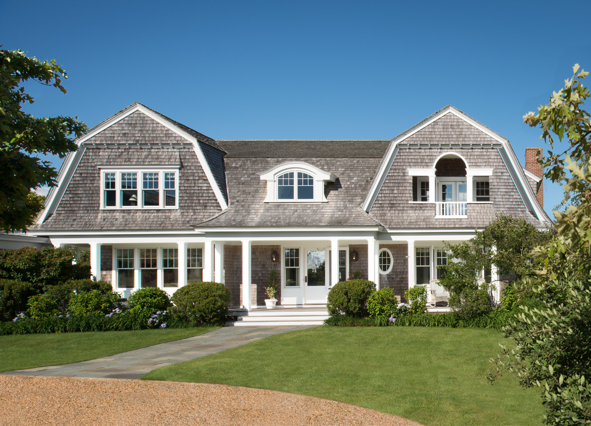 New england shingle style homes shingle style home plans for New england home builders