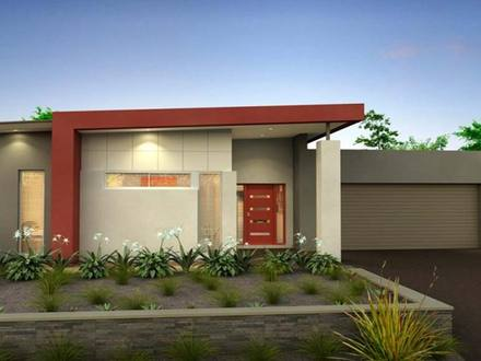Simple House Design Architecture Simple Brick House