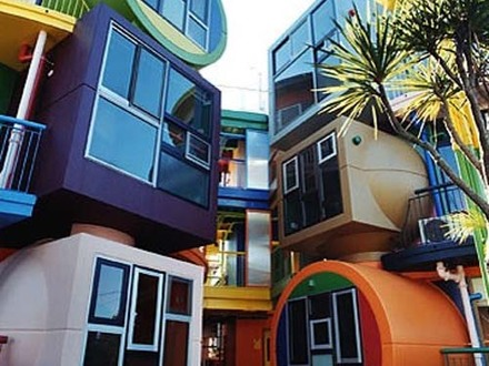 Tiny Apartments in Japan Tokyo Japan Apartment Complex