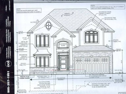 Custom Two Story House Plans Two-Story Small House
