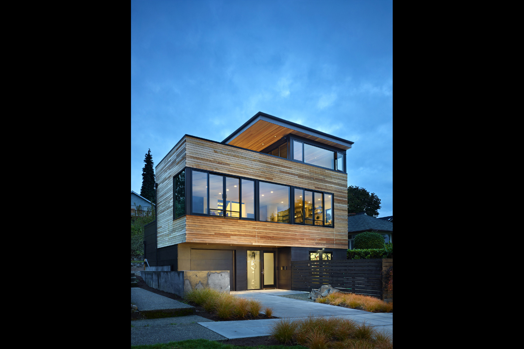 Pacific northwest modern architecture pacific northwest for Pnw home builders