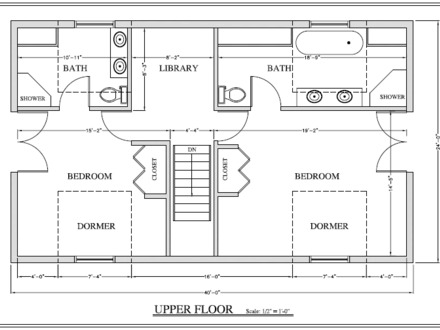 Residential House Plans and Elevations Residential House Plan Maps In Different Sizes Plots REJIG Home