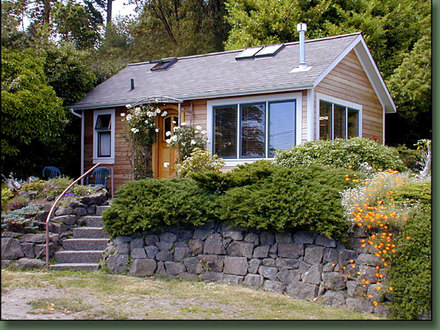 Morgan Hill Guest Cottage Cliff Cottage Port Townsend