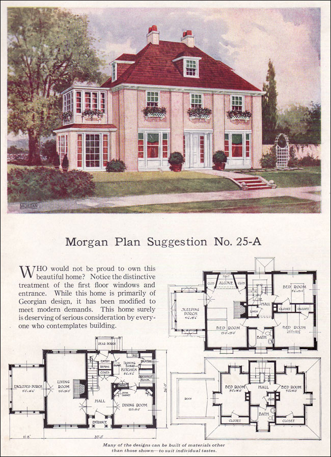 Morgan house floor plan simple floor plans french for Eclectic house plans
