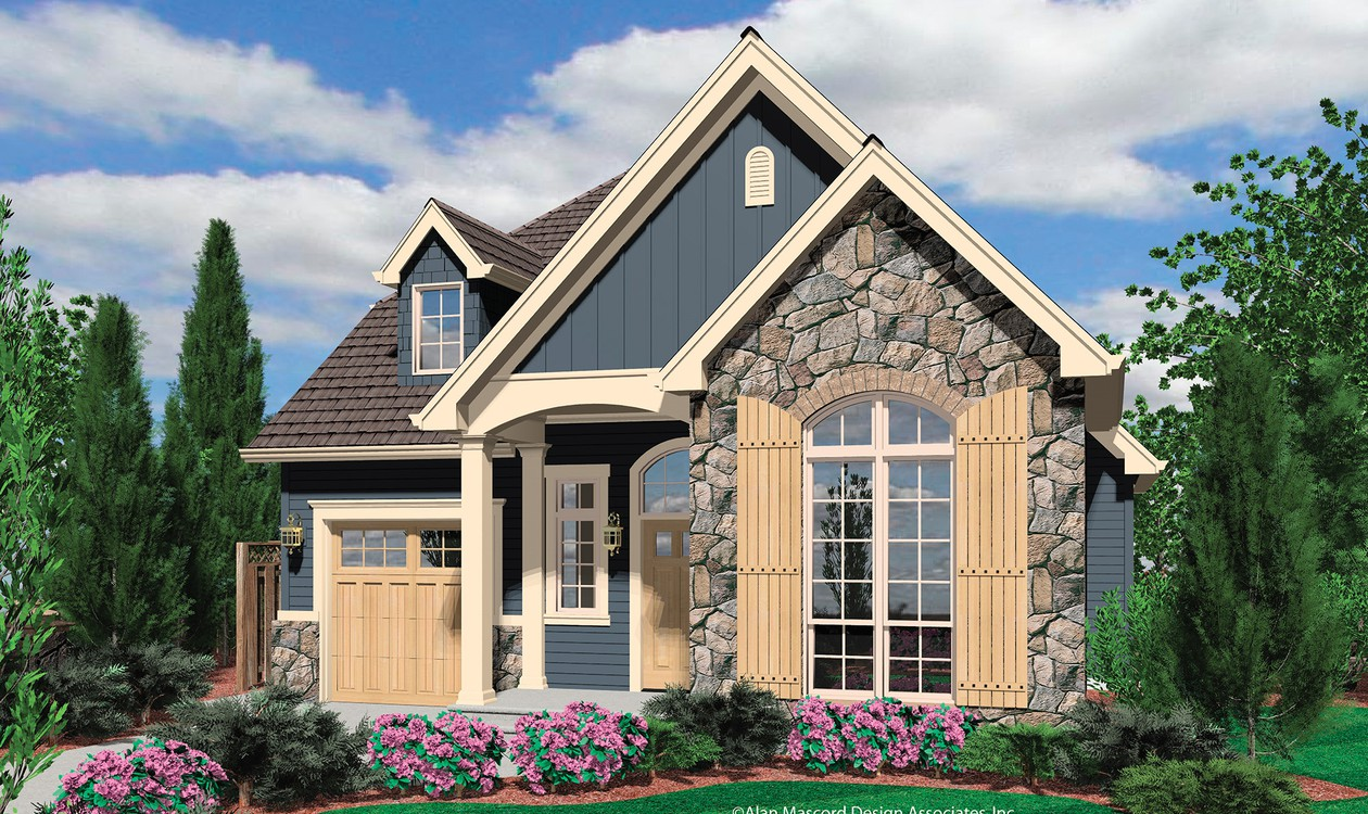 Small Country Cottage House Plans Country House Plans