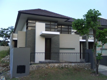 Small Modern House Exterior Design Small Stone House Plans
