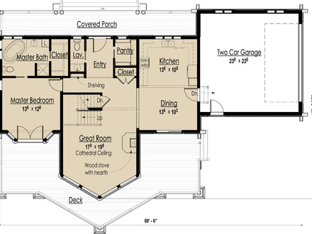 Energy Efficient Small House Floor Plans Not to Small Houses