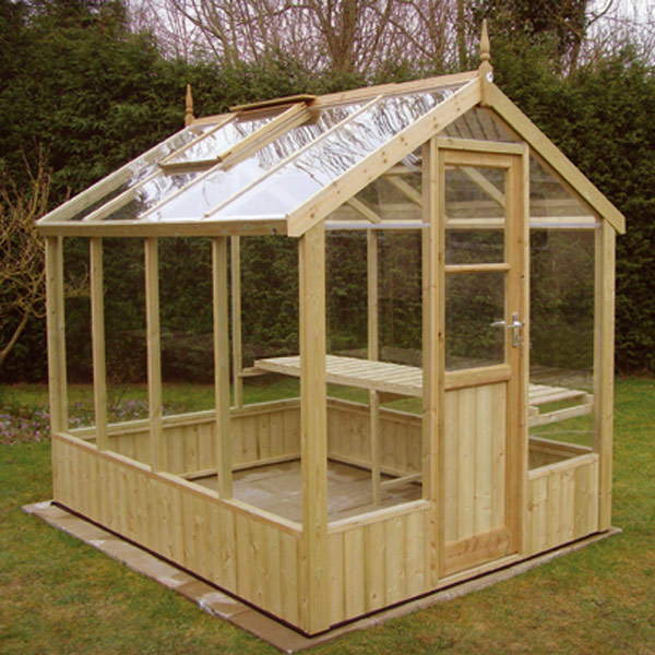 Greenhouse Plans Wood Frame Wood Greenhouse Plans