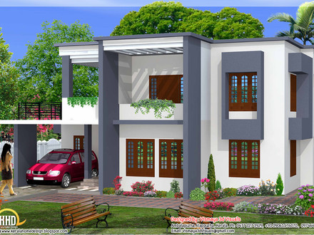 Simple Contemporary Home Plans Simple Modern House Design