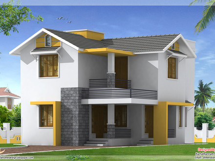 Simple House Drawings Simple House Design