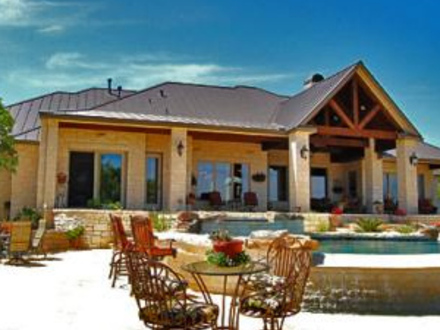Texas Hill Country Farmhouse Texas Hill Country Custom Homes