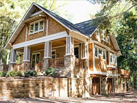 Home style craftsman house plans 1960 ranch style homes for Craftsman house plans canada