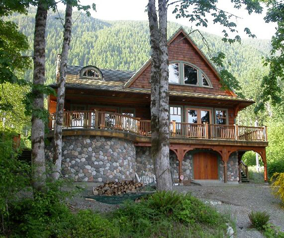 Bungalows For Sale In Hamilton Ontario: Fairy Tale Cottage Homes Cottage Home On The Lake, Lake