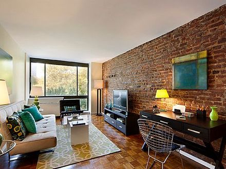 Brick Walls Inside the Home Exposed Brick Wall Living Room