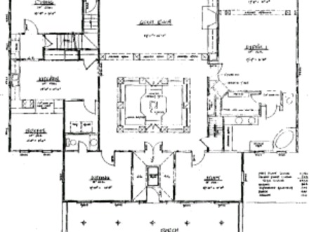 Log Cabin Homes Floor Plans Country House Floor Plans