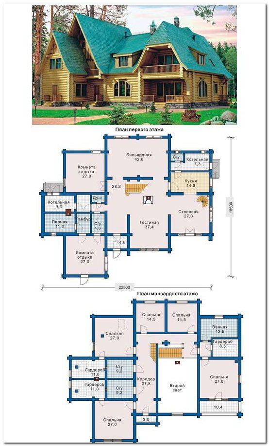 Morgan house wood projects house wood house projects house for Www home plans com
