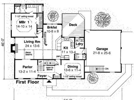 Primitive saltbox house plans saltbox house plans with for Saltbox cabin plans