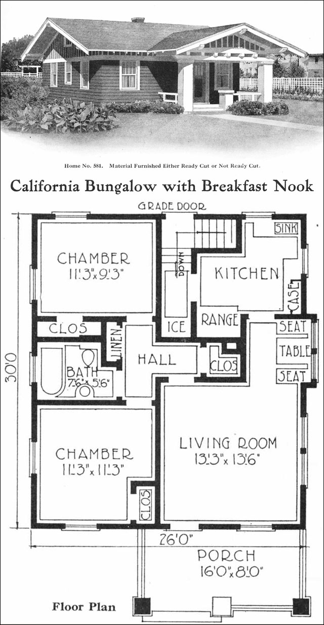 Small two bedroom house plans small house plans under 1000 for Beach house plans under 1000 sq ft