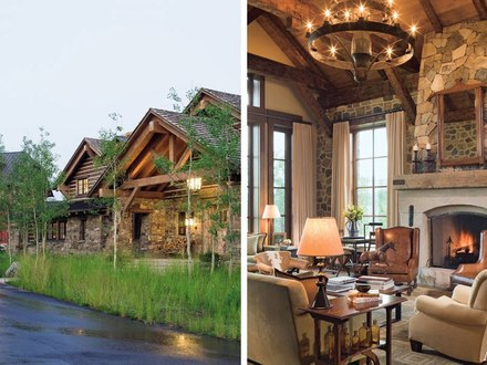Architectural Digest Country Homes Country Homes Architectural Digest 2010