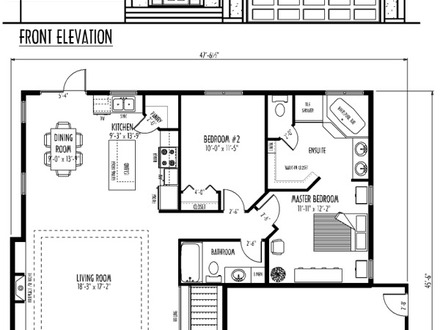 Bungalow Floor Plans with Attached Garage 1929 Craftsman Bungalow Floor Plans