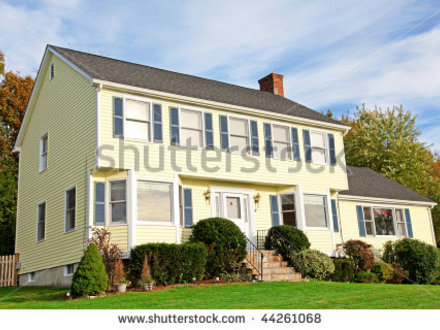 New England Colonial House Styles French Colonial House