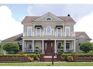 Classic colonial homes inc classic colonial house plans for Classic home designs inc