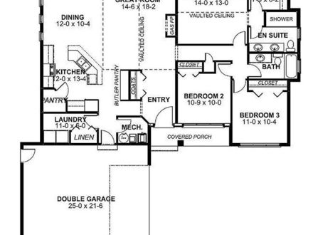House Plans With Side Load Garage House Plans With A View