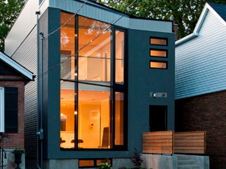 Ultra- Modern Small House Plans Small Modern House Plans Home Designs