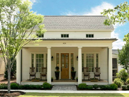 Southern Style Home Floor Plans Small House Plans Southern Living