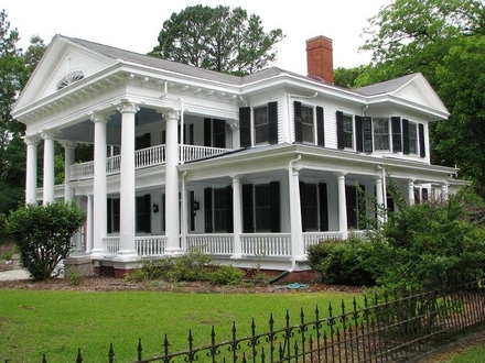 American Colonial Architecture Colonial Revival Style Homes