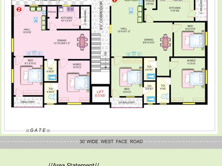 Custom ranch home floor plans craftsman ranch homes for Custom home plans cost