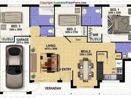 Duplex House Designs Floor Plans Simple Duplex House Design