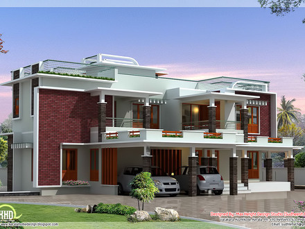 Luxury house plans small luxury house plans modern luxury for Extreme home plans