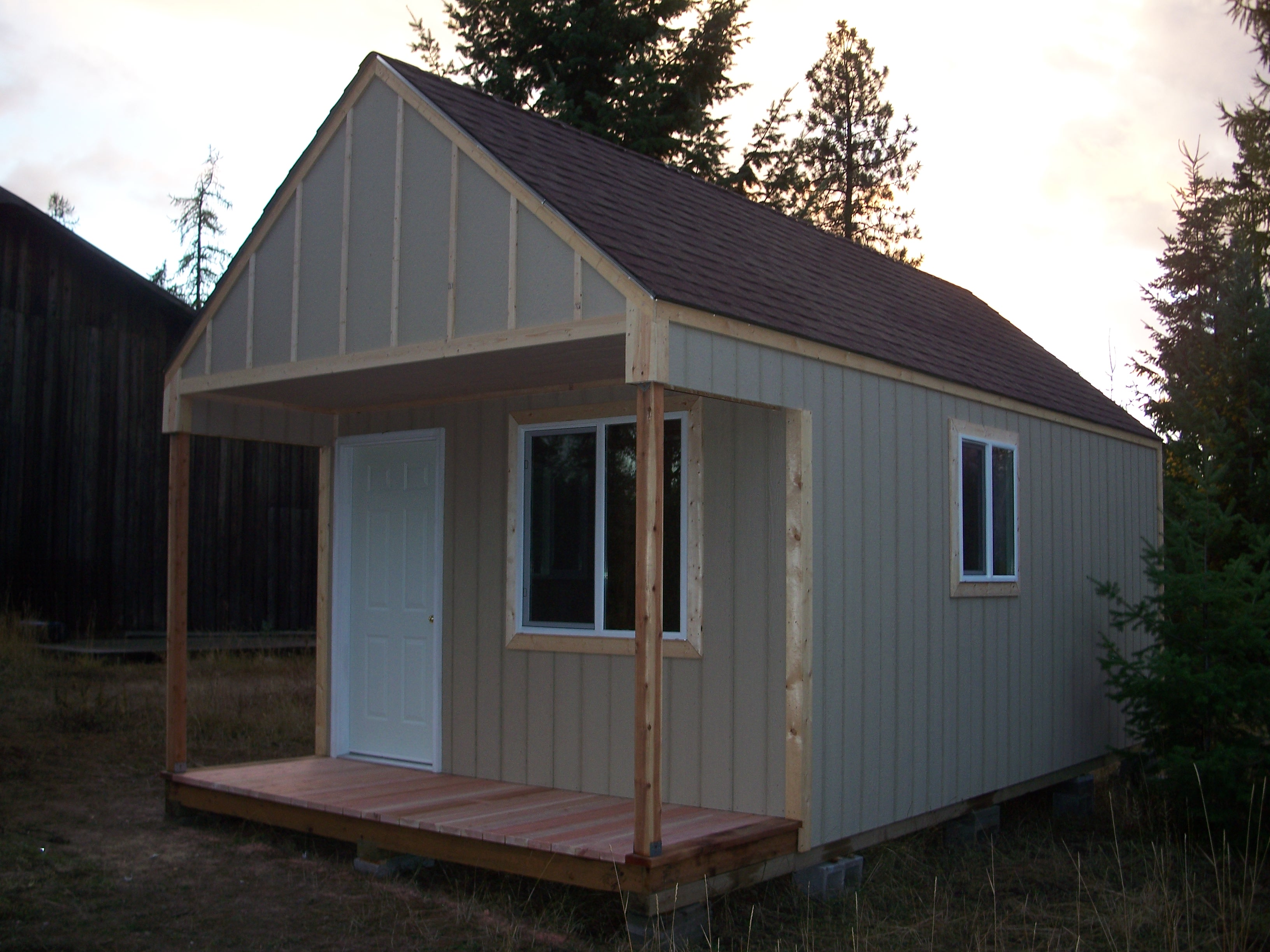 DIY Small Cabin Kits Small Cabin Kits You Build