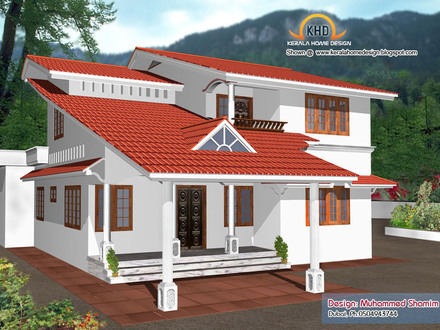 Kerala 3 Bedroom House Plans Kerala House Designs and Plans