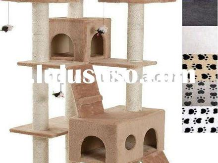 Cat House Design Plans Cat House Building Plans