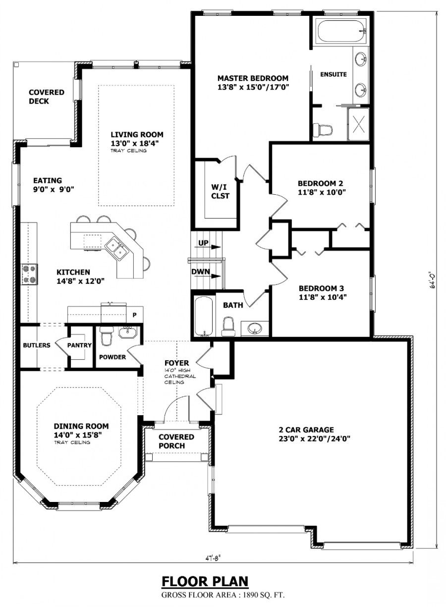 Cottage house plans canadian house plans house plans bc for Home designs bc