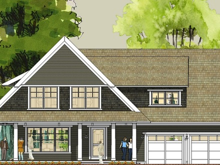 Modern cottage style house plans new modern style house modern cottage designs for Cape cod exterior color schemes