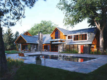 Modern Country Home Designs Modern Country Home Interiors