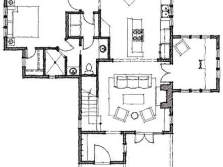 Small Caribbean House Floor Plans Caribbean Cottages