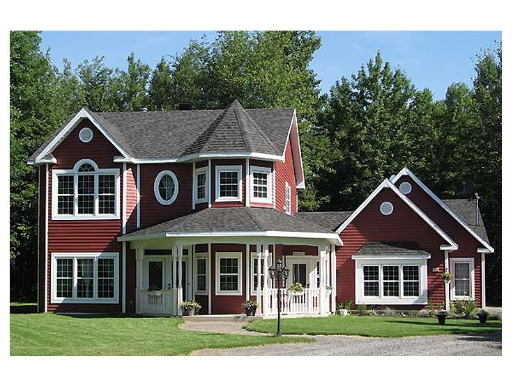 Victorian house plans with turrets french country house for Queen anne house plans with turrets