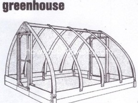 Collapsible Greenhouse Plans Portable Greenhouse Plans