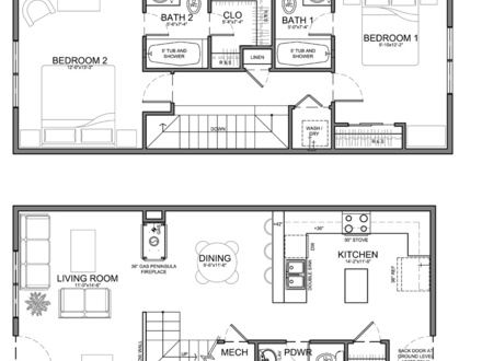 narrow bathroom floor plans on wheels tiny house layout tiny house layout small house 19692