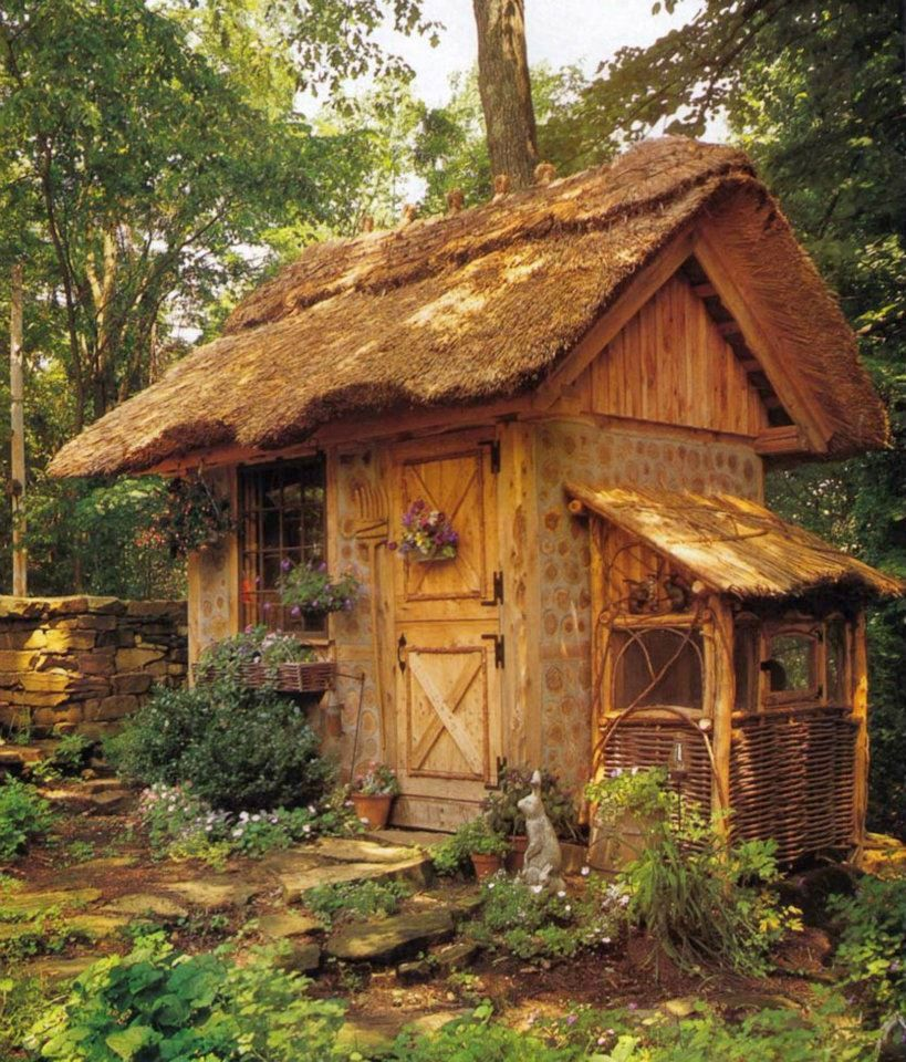 Thatched Roof Shed Thatched Roof Shed Tiny House Interiors