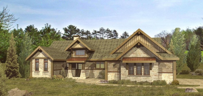 Timber frame log home floor plans building a log home for Timber frame hybrid house plans