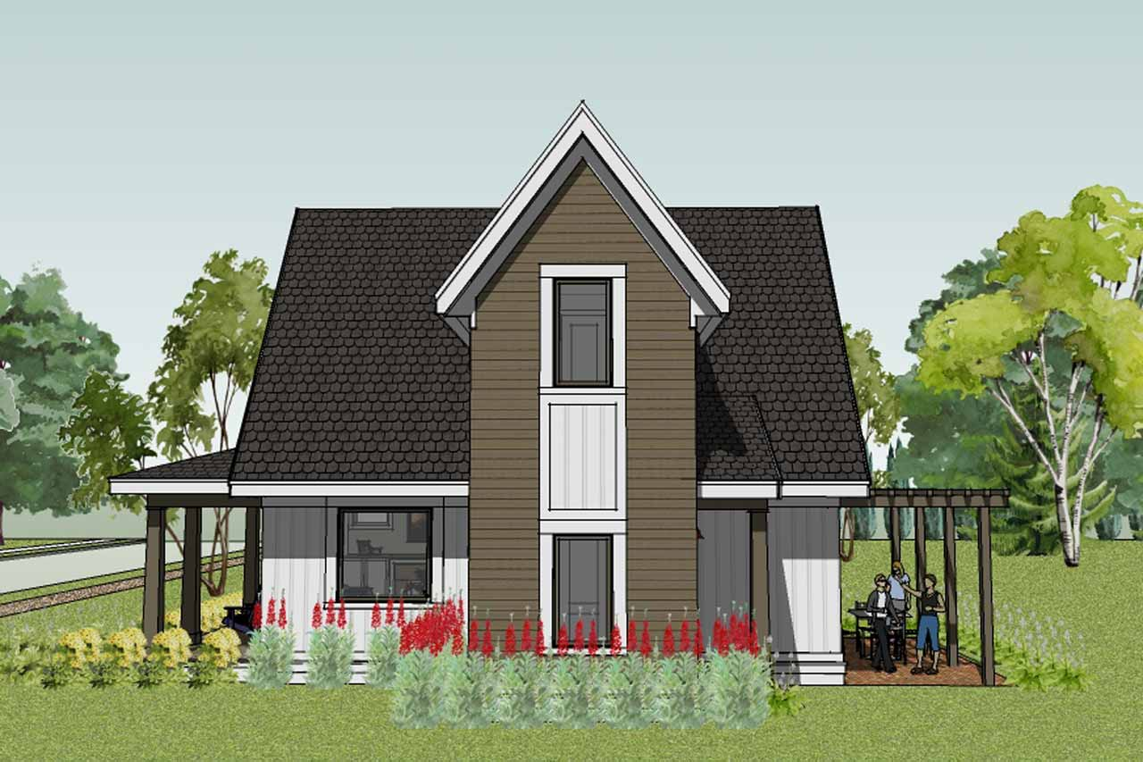 Best Tiny House Plans Small Home Designs Tiny Romantic Cottage House Plan